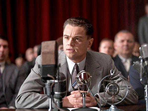 Leonardo DiCaprio in <strong><em>J. Edgar</em></strong>