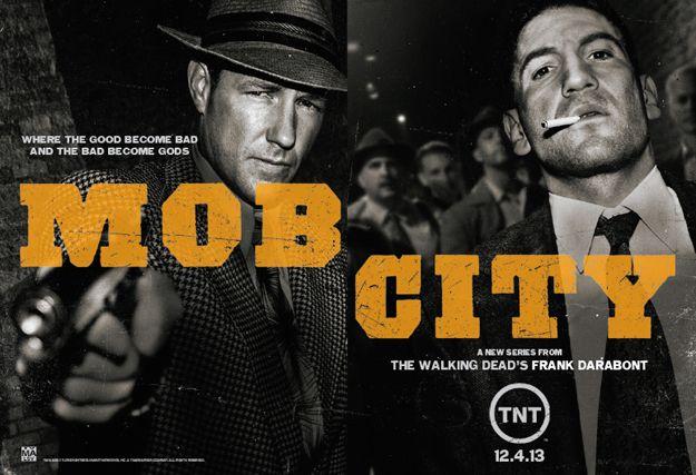 <strong><em>Mob City</em></strong> Promo Art 1