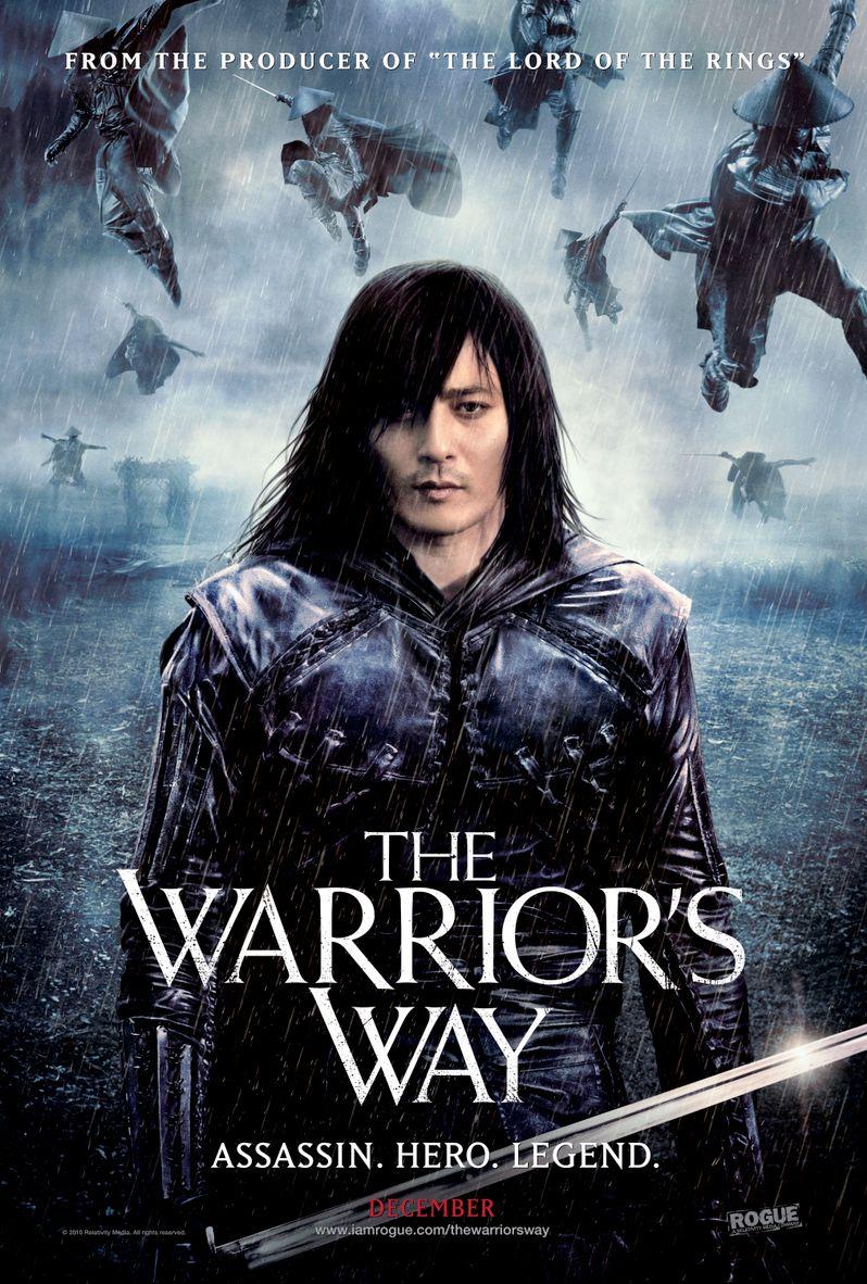<strong><em>The Warrior's Way</em></strong> Poster #6
