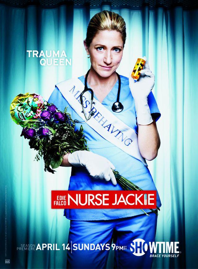 <strong><em>Nurse Jackie</em></strong> Season 5 Promo Art