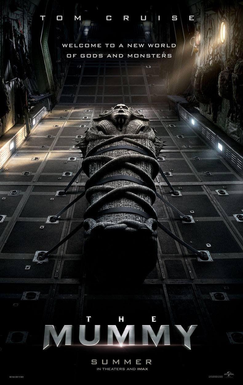<strong><em>The Mummy</em></strong> 2017 Poster