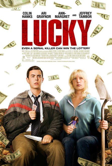 <strong><em>Lucky</em></strong> Poster