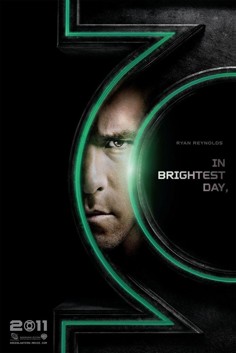 Ryan Reynolds as <strong><em>Green Lantern</em></strong> in <strong><em>Green Lantern</em></strong>