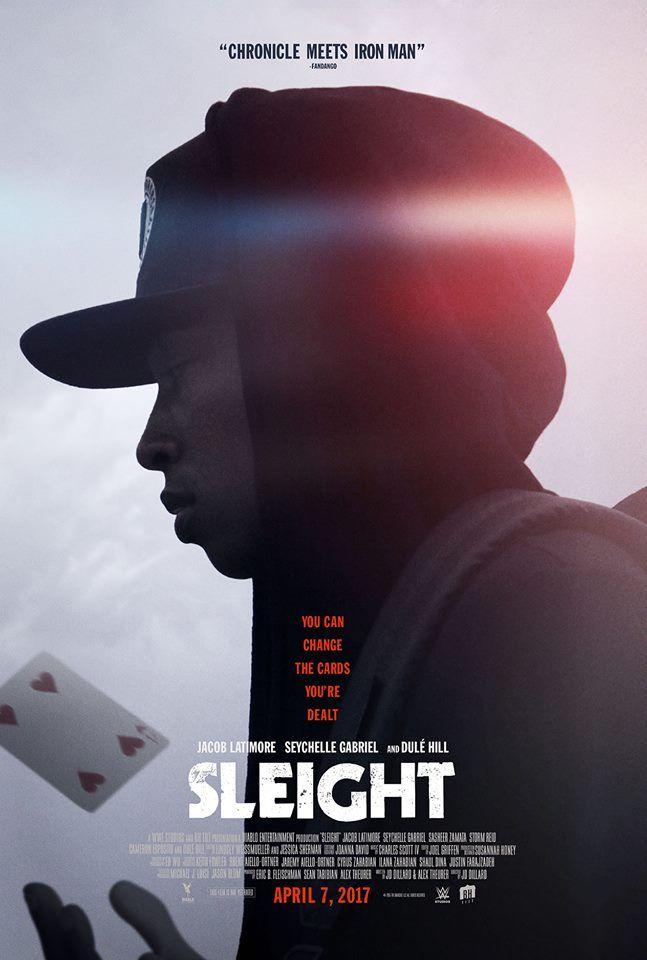 <strong><em>Sleight</em></strong> Poster