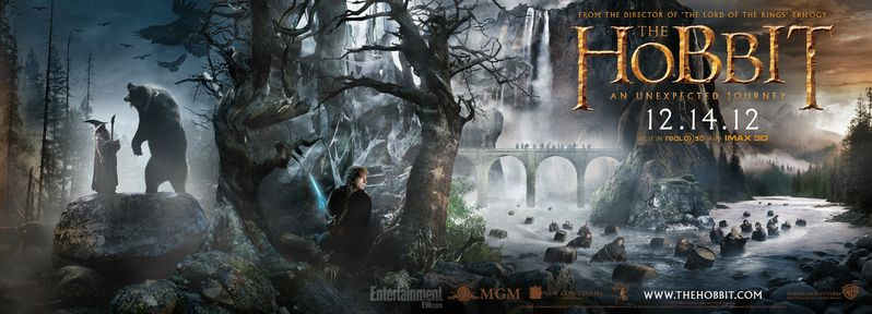 The Hobbit Banner Segment #3