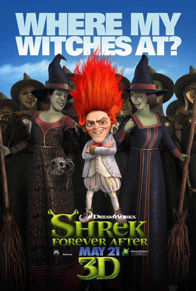 <strong><em>Shrek Forever After</em></strong>