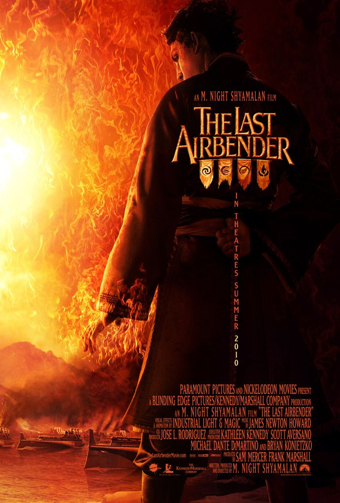 <strong><em>The Last Airbender</em></strong>