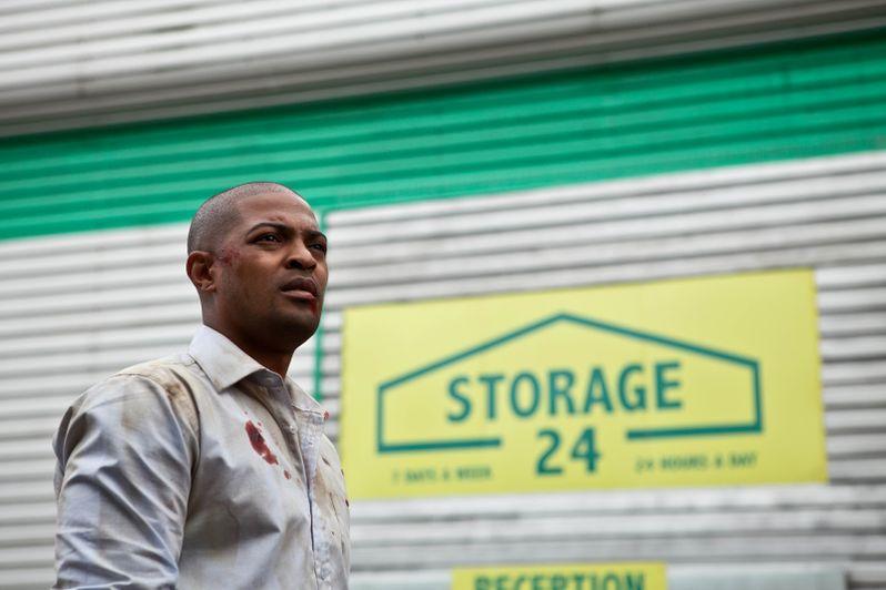Noel Clarke discusses <strong><em>Storage 24</em></strong>