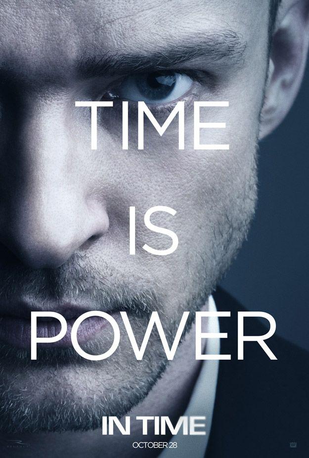 <strong><em>In Time</em></strong> Poster 2