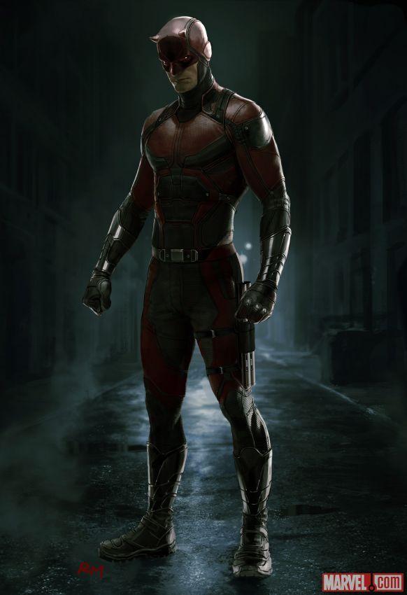 <strong><em>Marvel's Daredevil</em></strong> Red Costume Photo 1