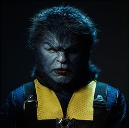 X-Men Days of Future Past Nicolas Hoult As Beast Photo