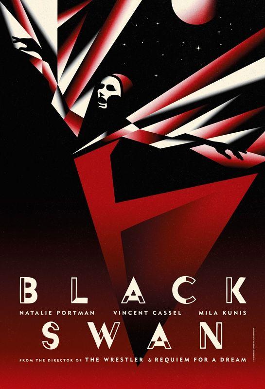 <strong><em>Black Swan</em></strong> International Poster #4