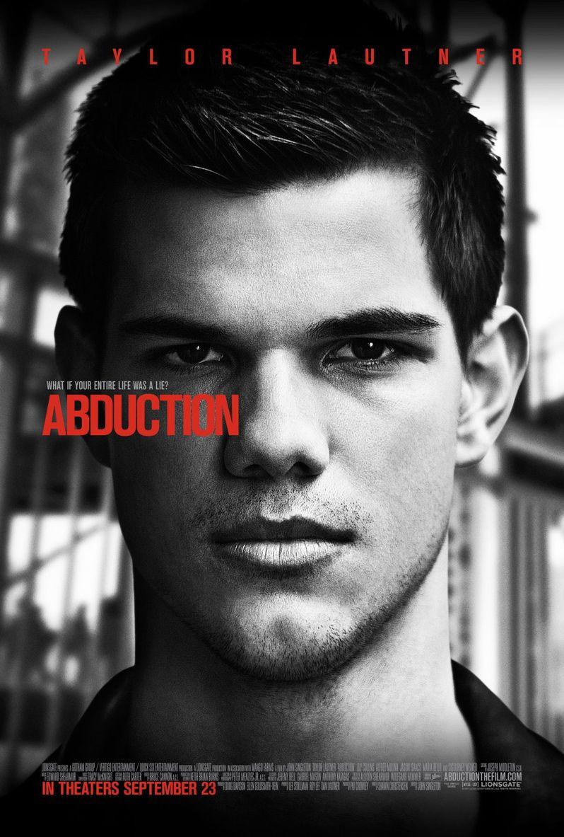 <strong><em>Abduction</em></strong> Poster
