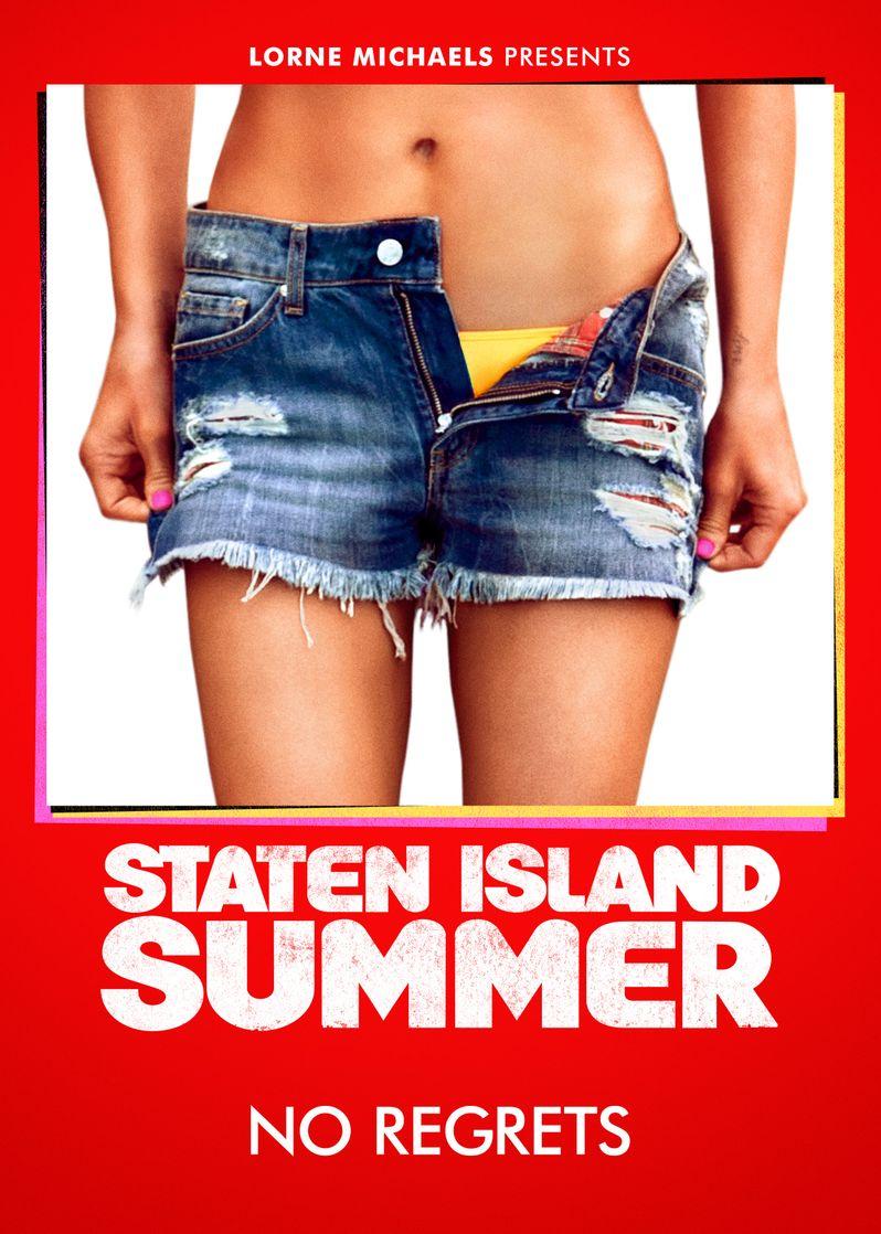 <strong><em>Staten Island Summer</em></strong> Poster 1