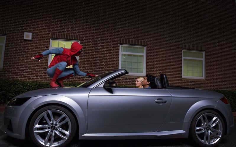 <strong><em>Spider-Man: Homecoming</em></strong> photo 2