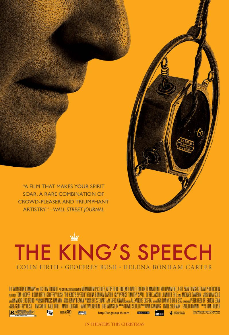 <strong><em>The King's Speech</em></strong> Poster