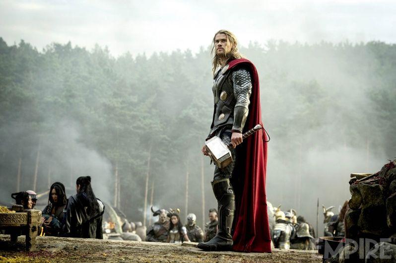 Thor The Dark World Photo
