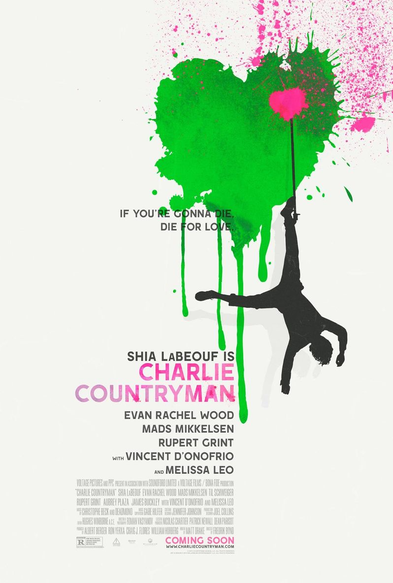 <strong><em>Charlie Countryman</em></strong> Poster 3
