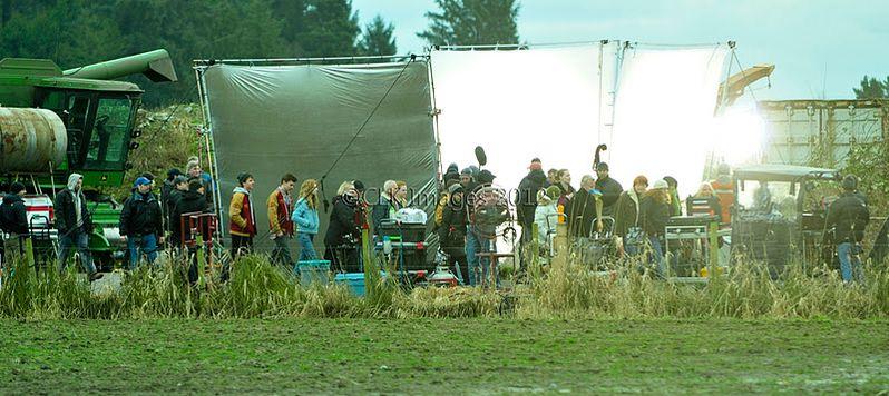 Superman: <strong><em>Man of Steel</em></strong> Vancouver Set Photo #3