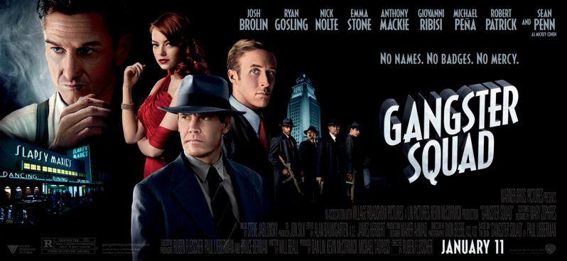 <strong><em>Gangster Squad</em></strong> Mickey Cohen Banner