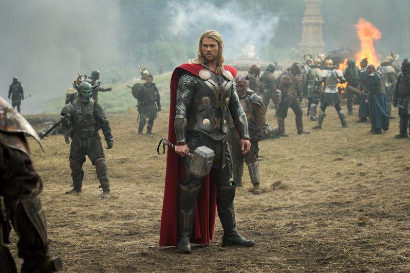 <strong><em>Thor: The Dark World</em></strong> Photo 14 photo 5