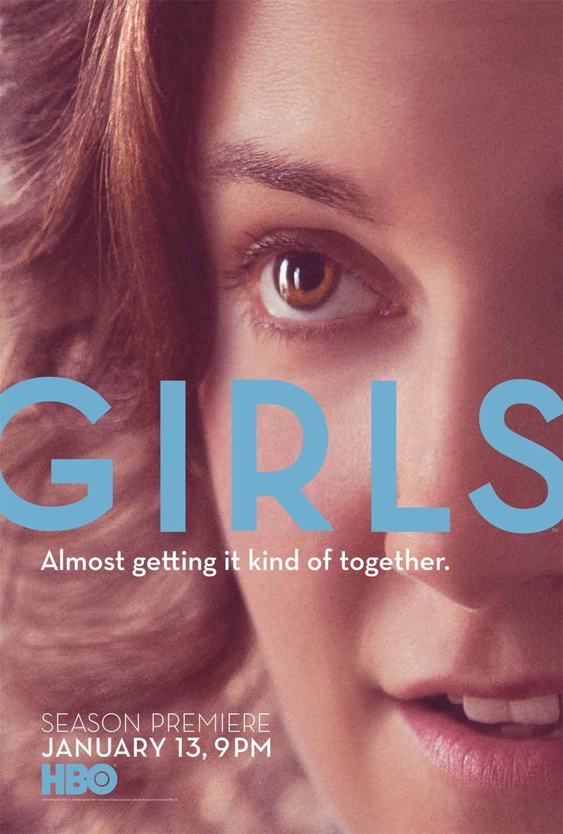 <strong><em>Girls</em></strong> Season 2 Poster 1