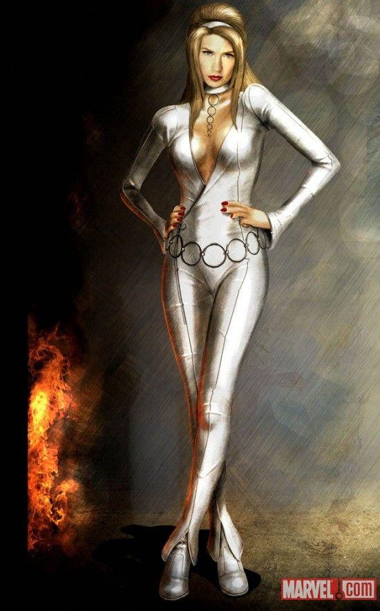 X-Men First Class Concept Art