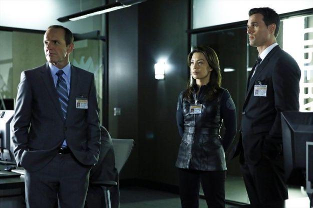 <strong><em>Marvel's Agents of S.H.I.E.L.D.</em></strong> The Hub Photo 3