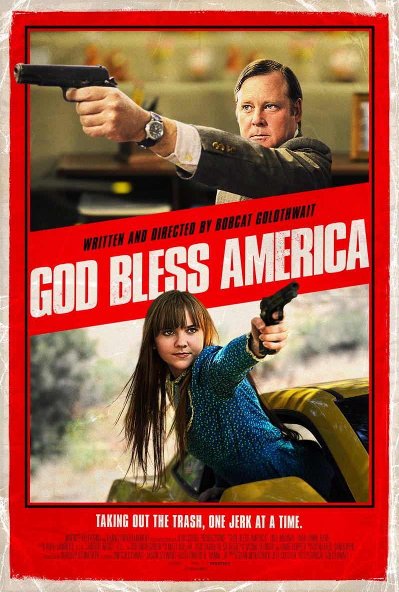 <strong><em>God Bless America</em></strong> Poster