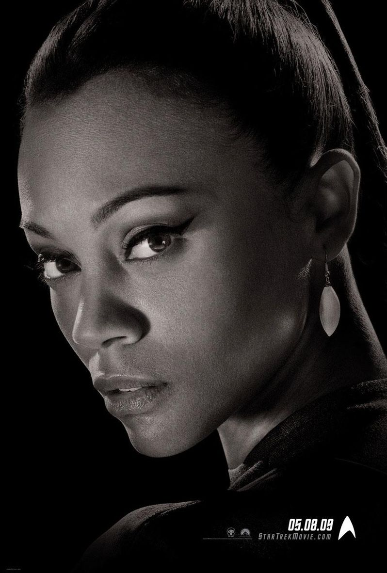 Uhura <strong><em>Star Trek</em></strong>