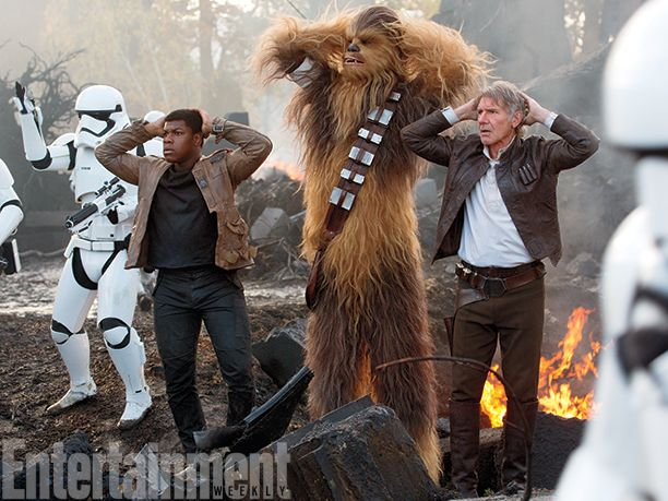 <strong><em>Star Wars: The Force Awakens</em></strong> Photo 9