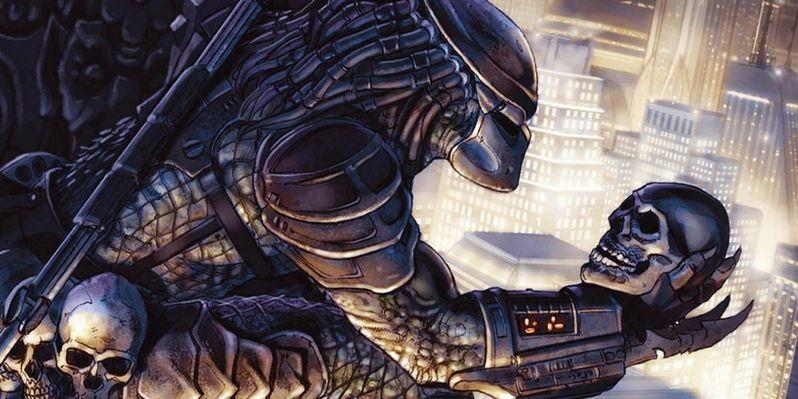<strong><em>Predator</em></strong> Mortal Kombat X Poster 3
