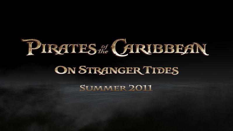 <strong><em>Pirates of the Caribbean: On Stranger Tides</em></strong> Official Artwork