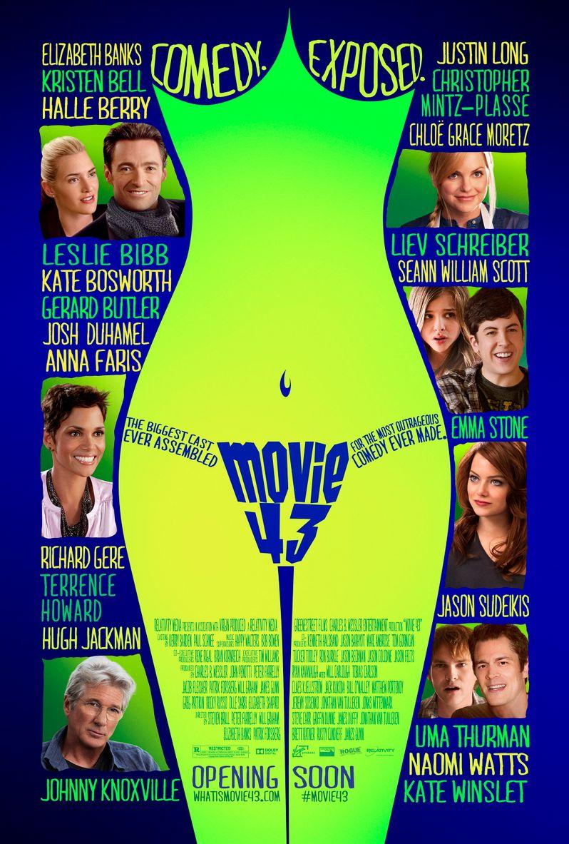 <strong><em>Movie 43</em></strong> Poster