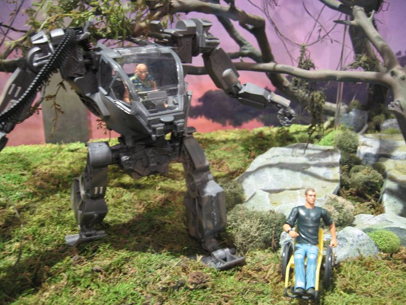 <strong><em>Avatar</em></strong> Power Suit #4
