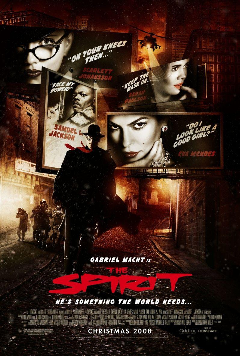 <strong><em>The Spirit</em></strong> Poster