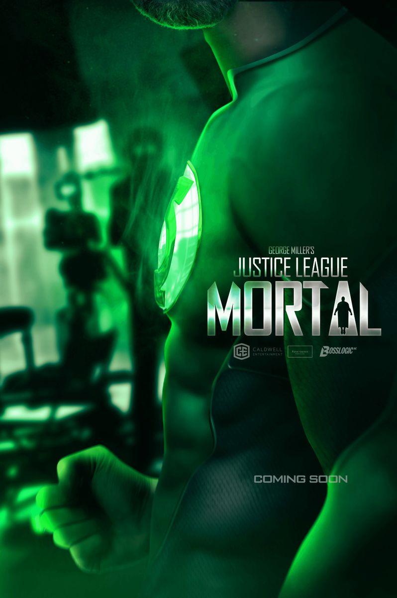 Justice League Mortal Poster 3