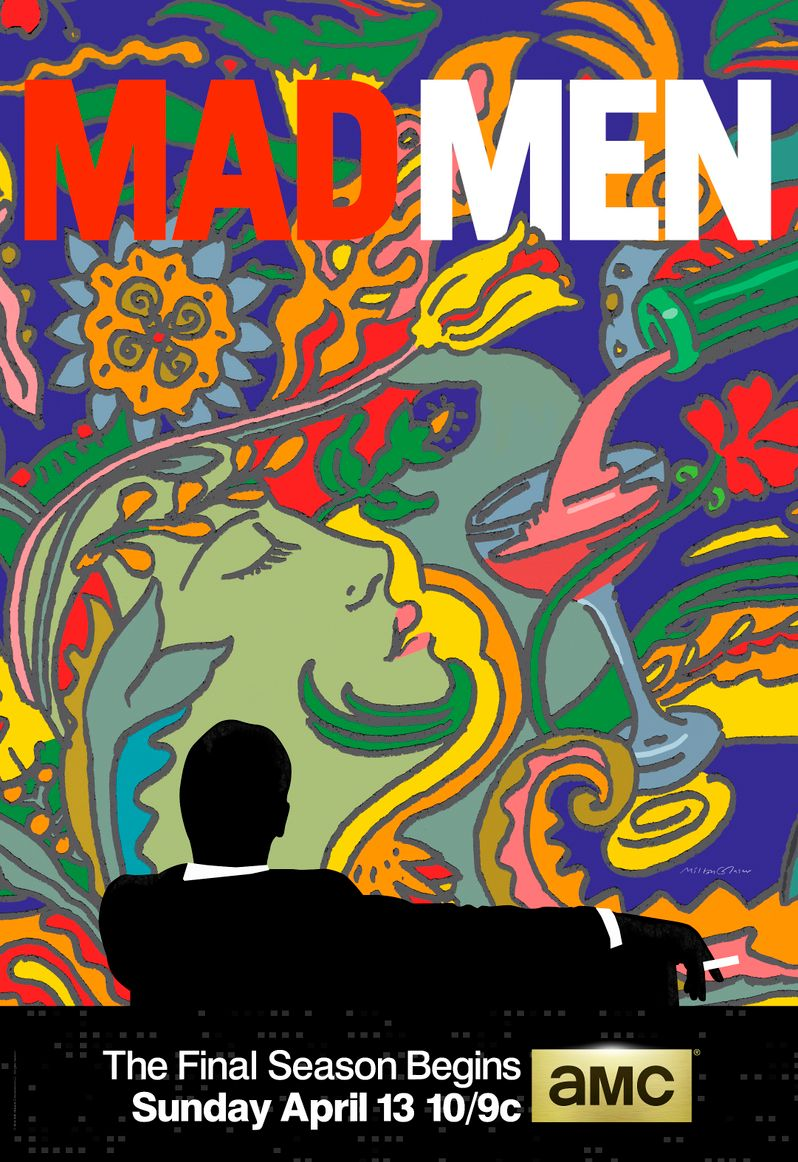 <strong><em>Mad Men</em></strong> Season 7 Promo Art