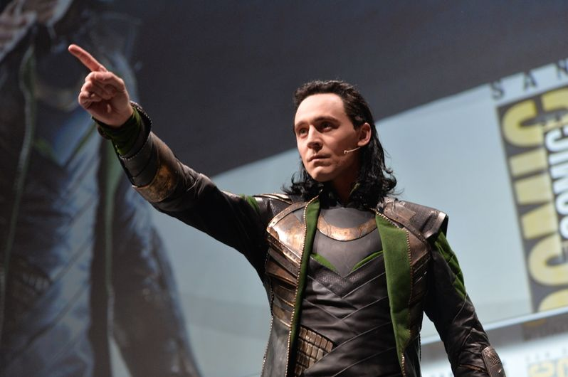 <strong><em>Thor: The Dark World</em></strong> Comic-Con 2013 Panel Photo 2