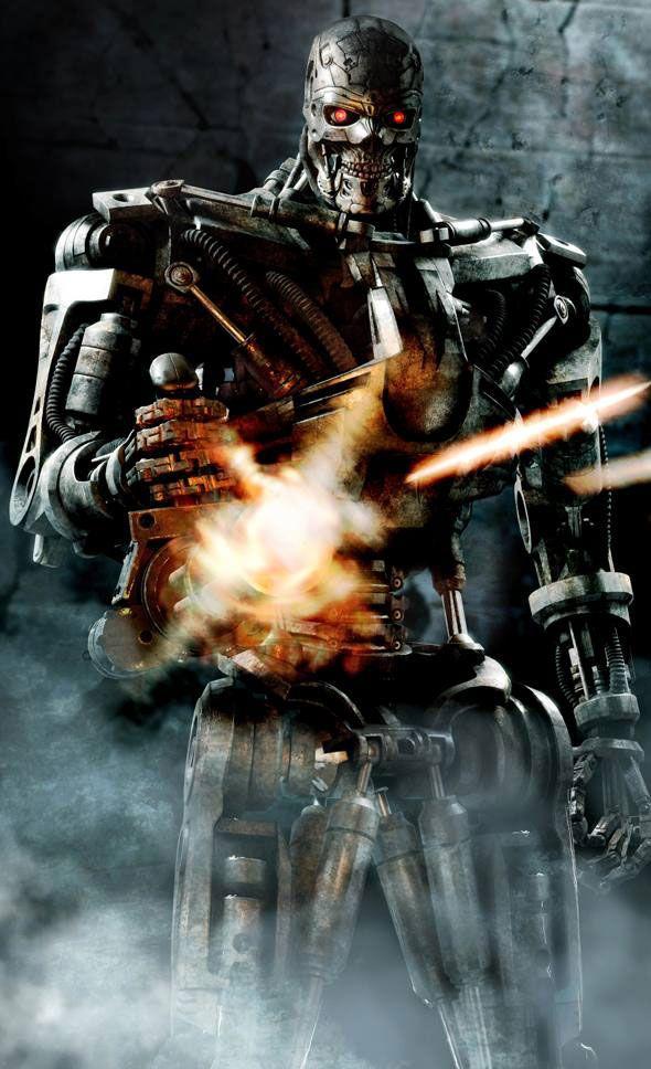 <strong><em>Terminator Salvation</em></strong> T-600 Image #2