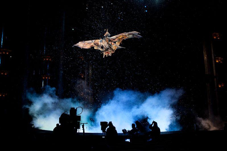 <strong><em>Cirque du Soleil Worlds Away</em></strong> Photo 2
