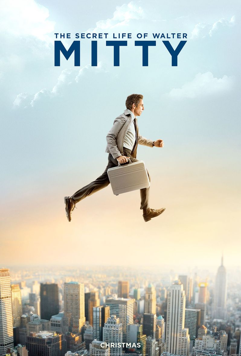 <strong><em>The Secret Life of Walter Mitty</em></strong> Poster