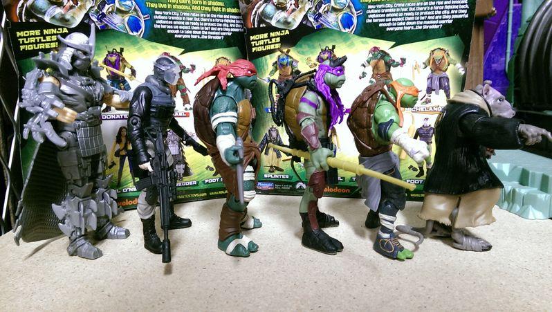 <strong><em>Teenage Mutant Ninja Turtles</em></strong> photo 3