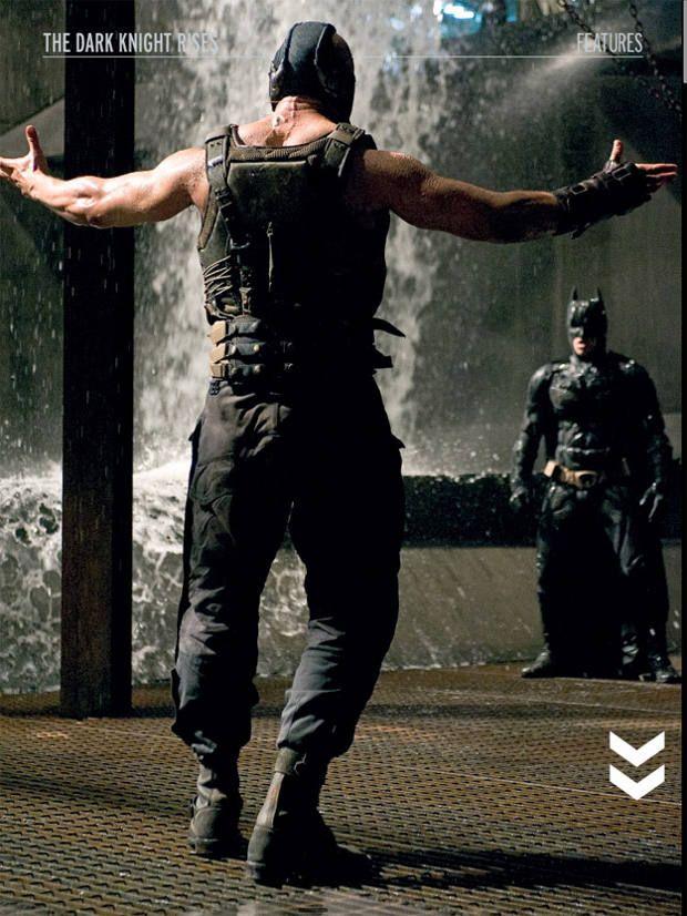 <strong><em>The Dark Knight Rises</em></strong> Empire Photo #2