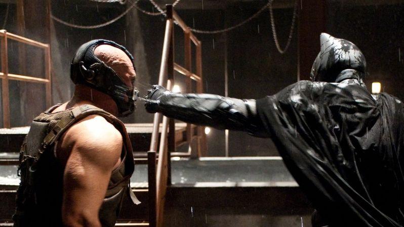 Bane Vs. Batman: Anatomy of A Fight Photo 1