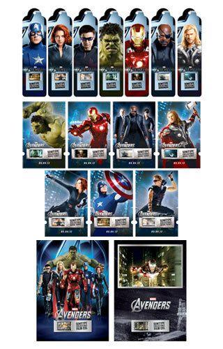Avengers Senitypes #1