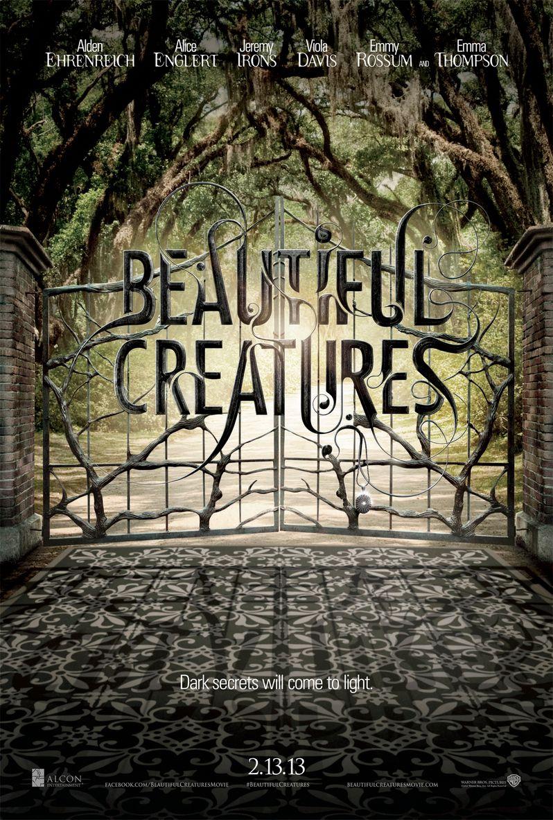 <strong><em>Beautiful Creatures</em></strong> Poster