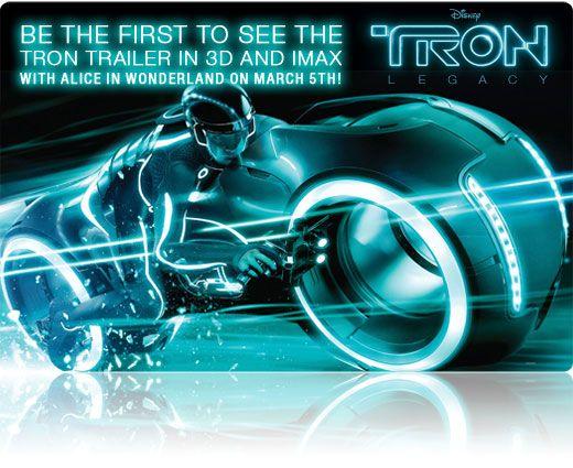 Tron Legacy Trailer #1