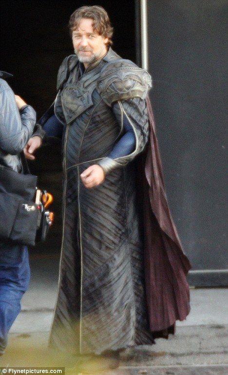 Russell Crowe as Jor-El #1