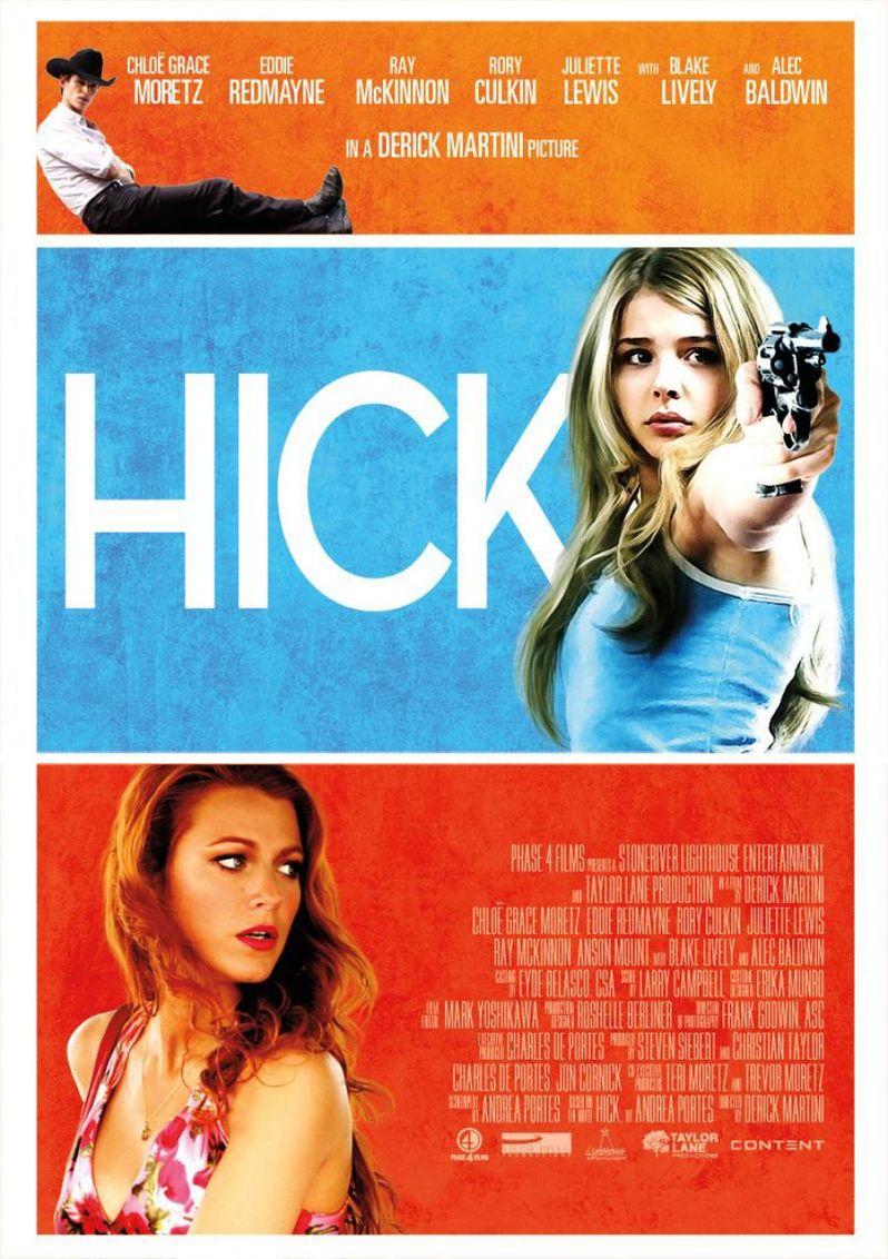 <strong><em>Hick</em></strong> Poster